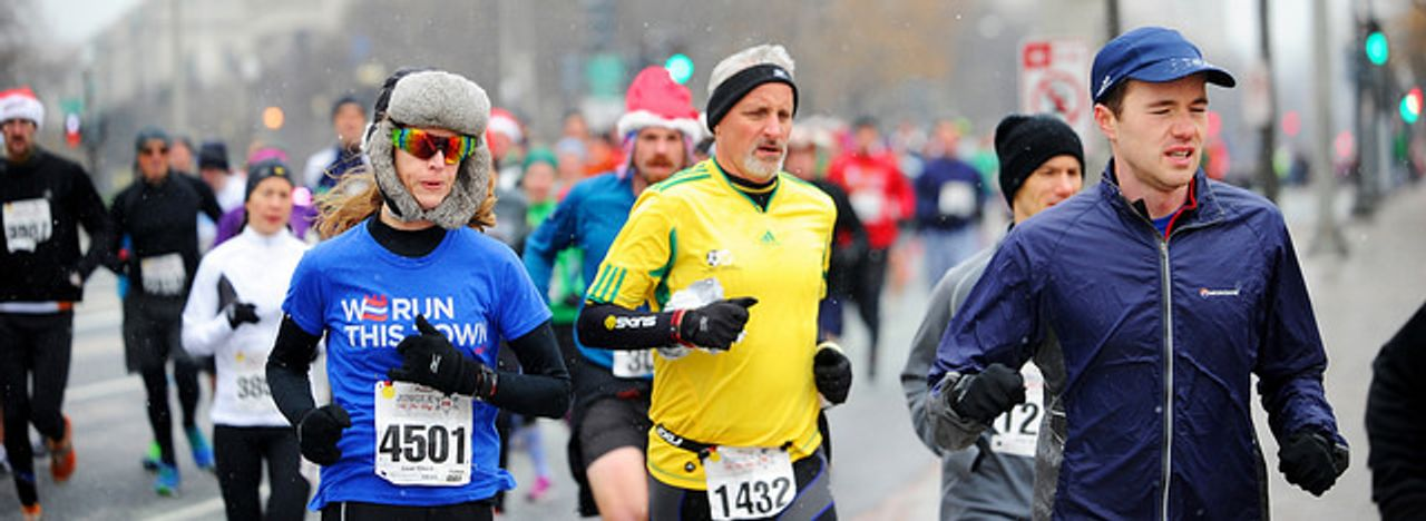 Running the Jingle all the Way 8k