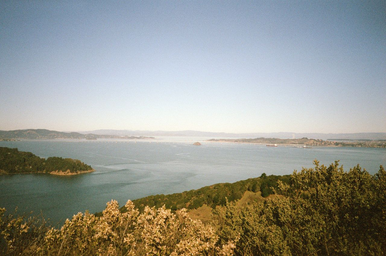 Another view from Angel Island